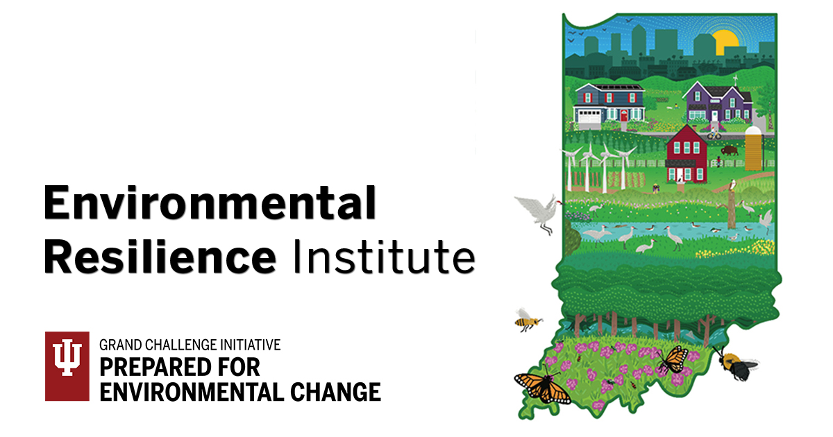 Environmental Resilience Institute Part of the Prepared for